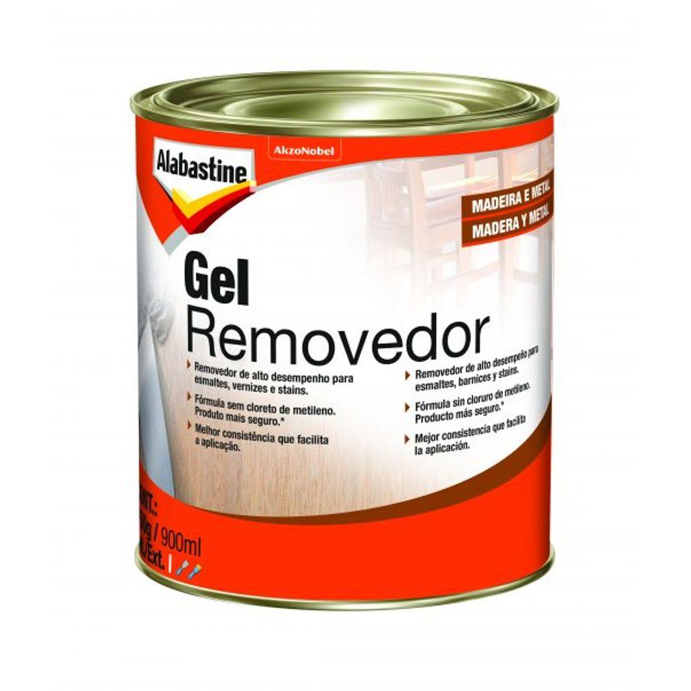 Gel-removedor