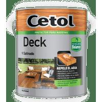 Deck-balance