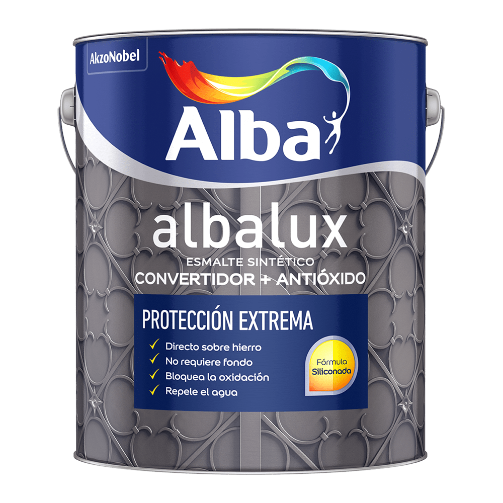 Albalux-2en1-Martillado-Negro