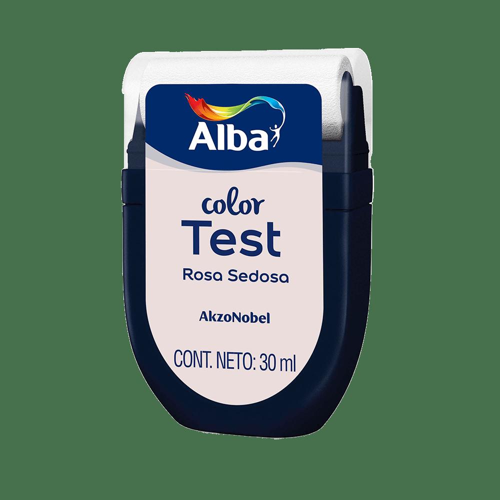 Alba-Test-Rosa-Sedosa