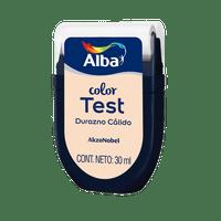 Alba-Test-Durazno-Calido